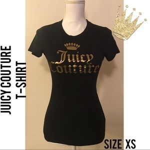 Juicy Couture T-shirt size XS 👑